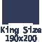 King Size 190x200